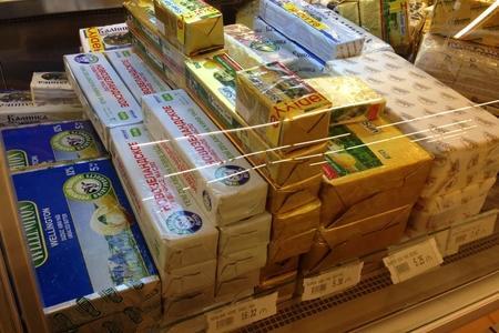 """AQTA """"Bizim market""""də 12 ton saxta kərə yağı aşkarladı"""