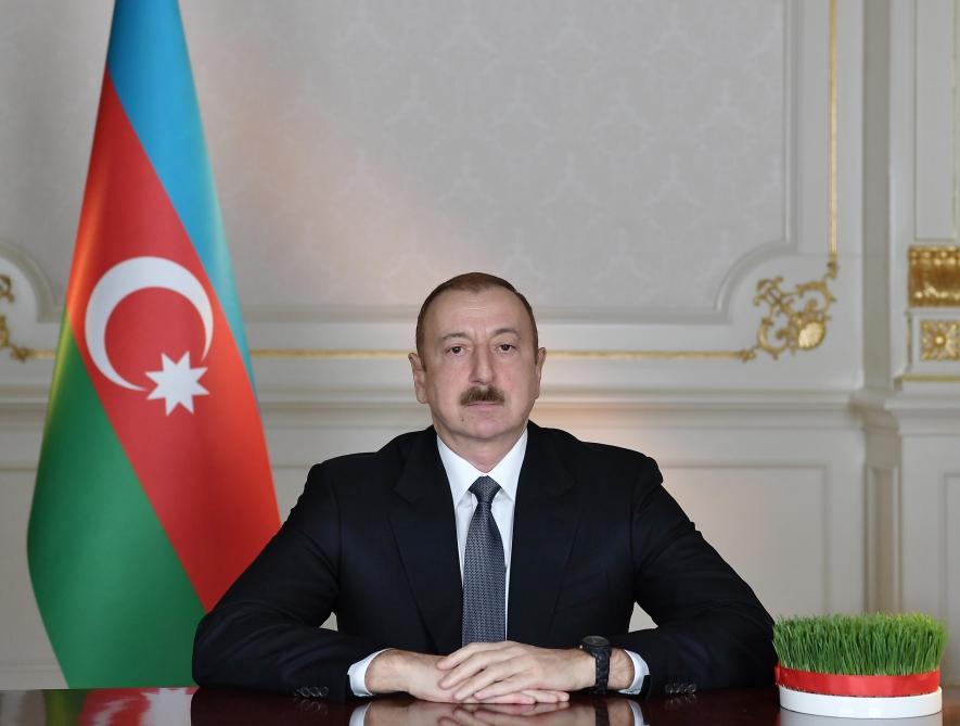 Prezident Dövlət Neft Fondunun 2019-cu il büdcəsinin icrası haqqında sərəncam imzalayıb