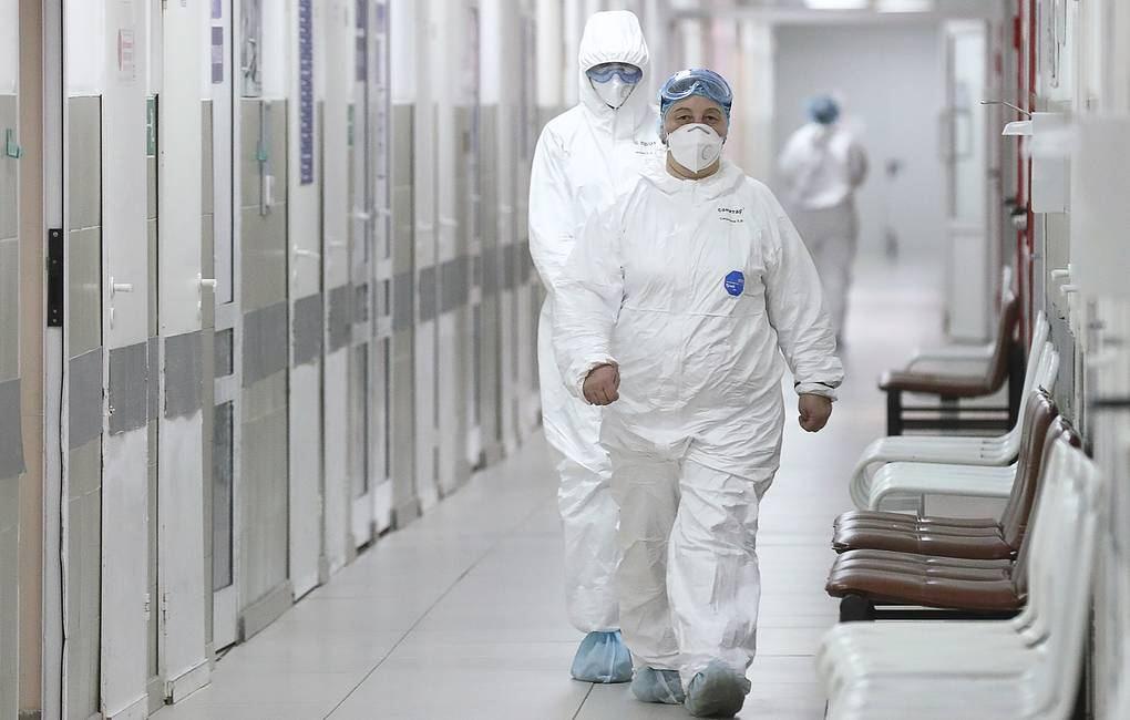 Rusiyada son sutkada 26 338 nəfər koronavirusa yoluxub