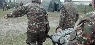 Ermənistan növbəti dəfə ölən hərbiçilərin yalnız bir qismini açıqlayıb - ADLAR