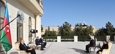 Prezident İlham Əliyev: Ermənistanın diktator rejimi dayandırılmalıdır və əgər beynəlxalq ictimaiyyət onları dayandırmasa, Azərbaycan onları dayandıracaq