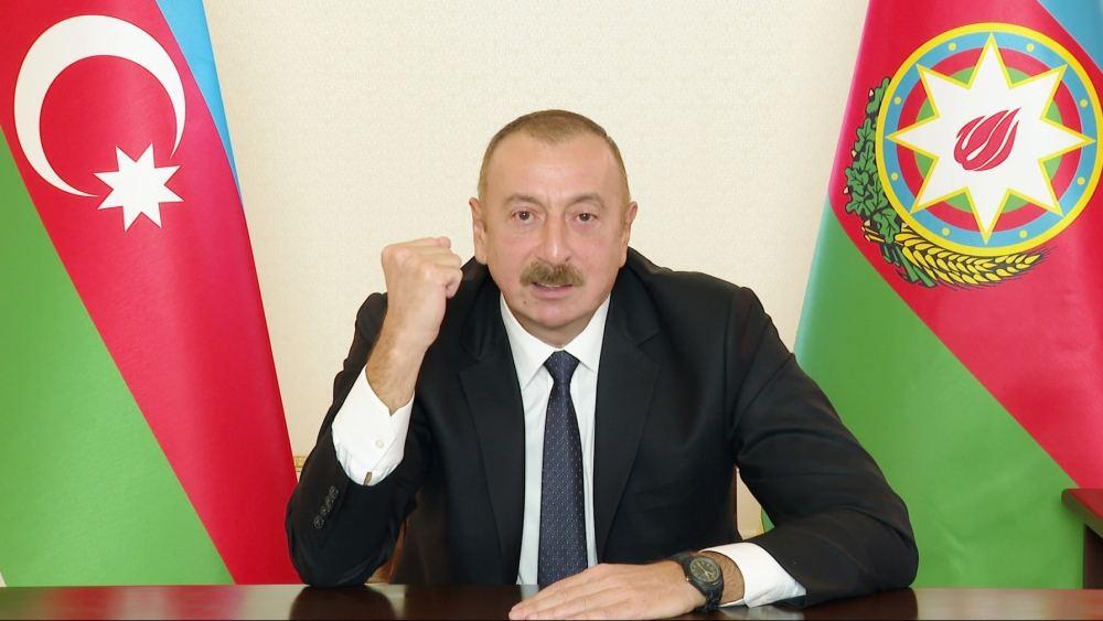 Müzəffər Prezident
