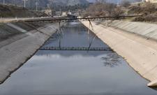 Suqovuşan su anbarından ayrılan kanallar bərbad vəziyyətdədir - ASC - FOTO