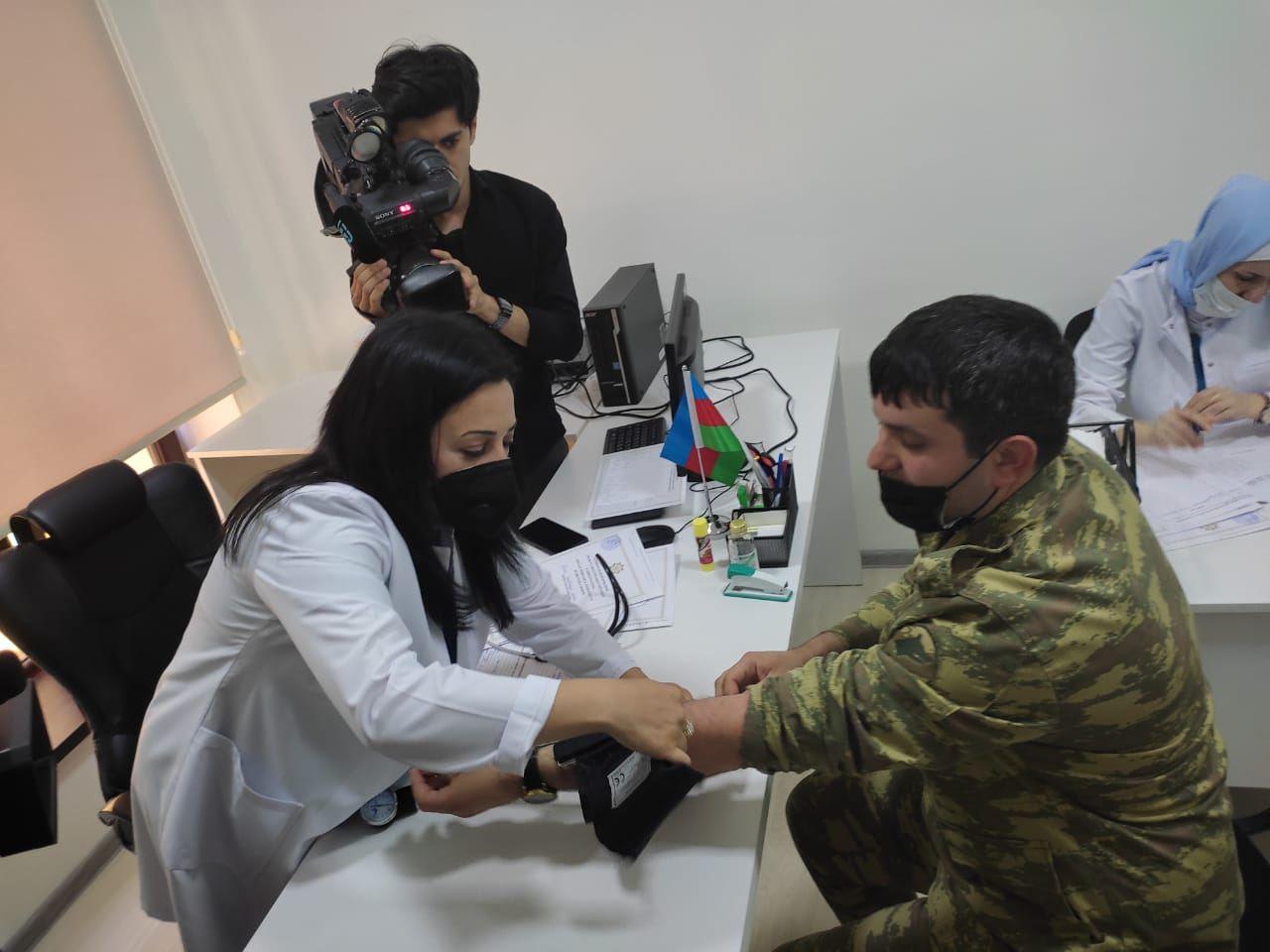 1300 qaziyə reabilitasiya və sosial-psixoloji xidmət göstərilib - FOTO