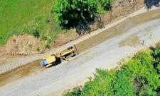 Qusar-Qayakənd-Avaran-Xürəl avtomobil yolu yenidən qurulur - FOTO