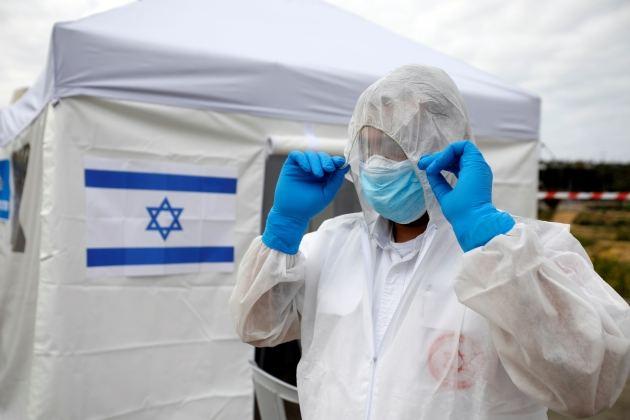 İsraildə ötən sutka koronavirusa 1 198 nəfər yoluxub
