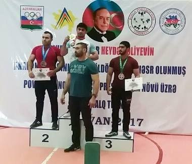 FHN əməkdaşı beynəlxalq turnirin qalibi olub